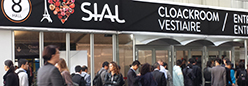 Moyeam on SIAL  Paris Oct.2014
